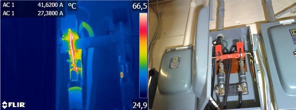 inspection des systèmes électriques