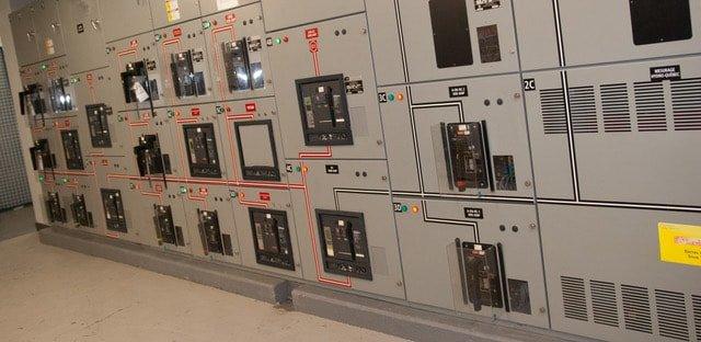 infrastructures électriques